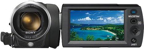 Sony DCR-PJ5E Soporte de - Videocámara: Amazon.es: Electrónica