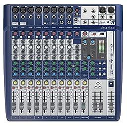 Soundcraft Signature 12 Mixer w/Effects