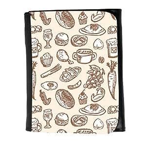 le portefeuille de grands luxe femmes avec beaucoup de compartiments // V00002467 Vector sin alimentos // Small Size Wallet