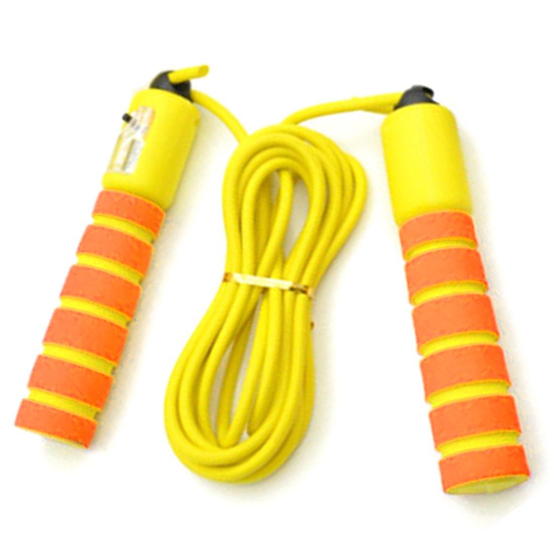 新作商品 pinchuanghui調節可能なジャンプロープCountingジャンプロープ – Orange Cardio Jumping Rope Forメンズ、レディース +、すべての子と高さおよびスキルレベル。 Orange B07CNZPBNV Colorful,Yellow + Orange Colorful,Yellow + Orange, 煎餅屋仙七 ザクザク新食感ぬれ煎:5e7db79c --- beyonddefeat.com