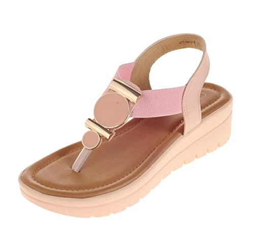 95bec8cdd56f Cleo from Khadims Womens Synthetic Heels Pink  Buy Online at Low Prices in  India - Amazon.in