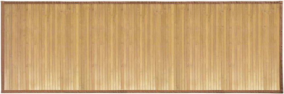 MYOYAY Bamboo Floor Mat Area Rug Kitchen Runner Bathroom Matting Bath Mat Living Room
