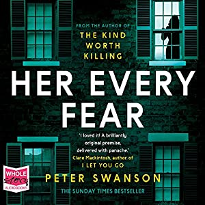 Her Every Fear Hörbuch