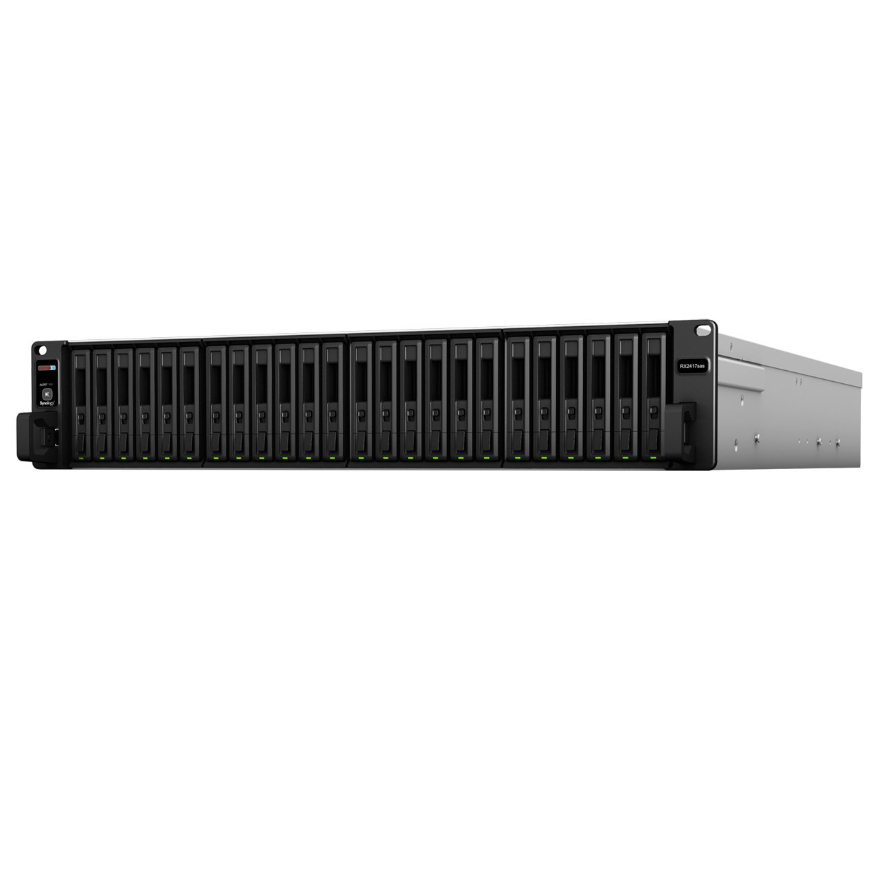 Synology 24bay Expansion RX2417sas For Flash Station/Rack Station (Diskless)