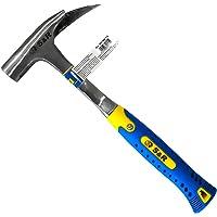S&R Klo hammare/snickarhammare 600 g, magnet, glasfiberhandtag, smidd C50