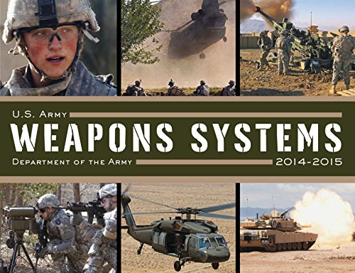 U.S. Army Weapons Systems 2014-2015 System Two Binding Machine