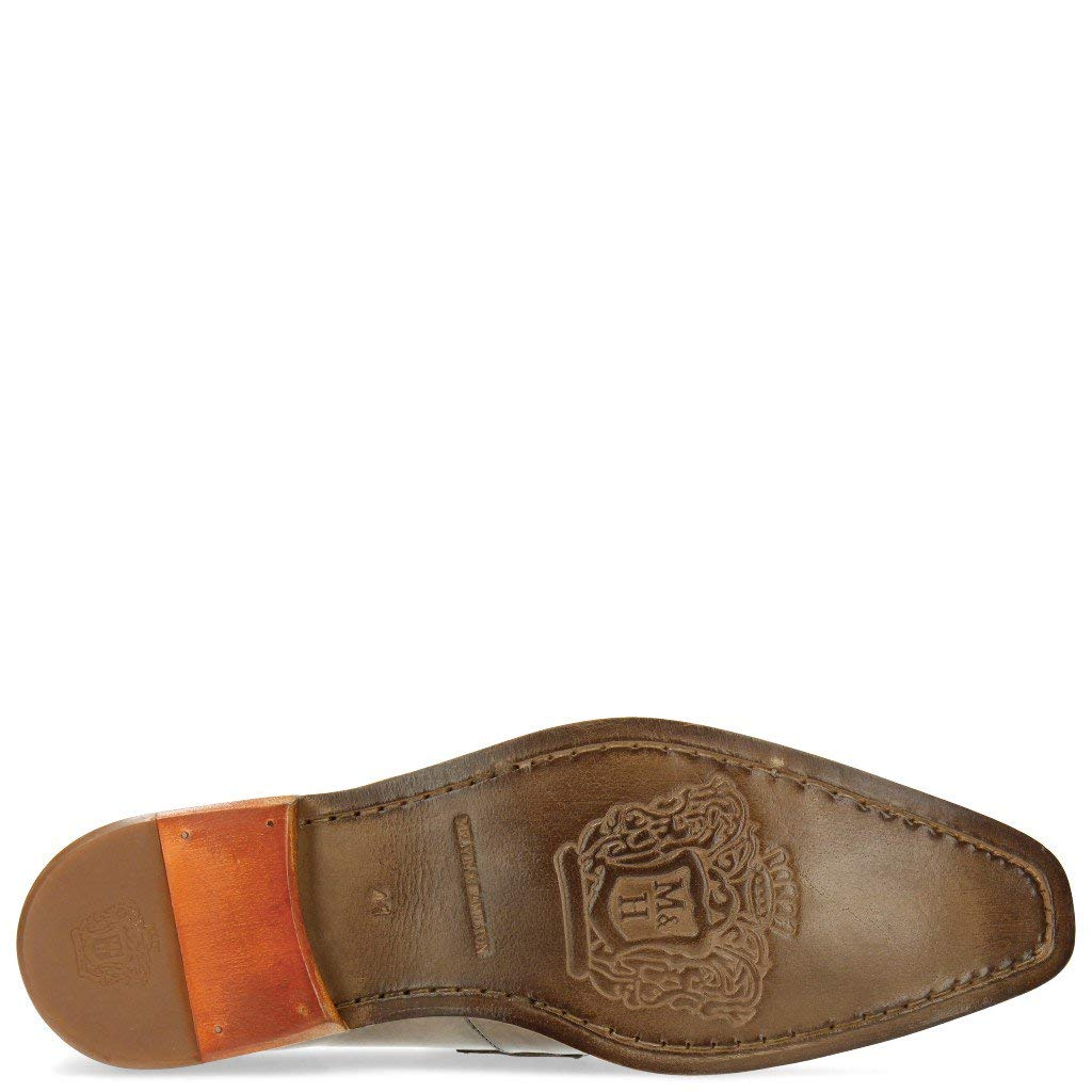 MELVIN & HAMILTON MH HAND MADE Schuhe Oxygen OF CLASS Leonardo 4 Oxygen Schuhe Sweet Grün 45 66a151