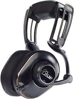 Blue Mo-Fi Over-Ear 3.5mm Wired Earphones Headphones