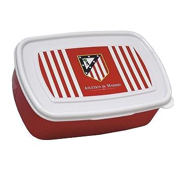 Atlético de Madrid Tartera Rectangular CYP LB-23-ATL: Amazon.es: Juguetes y juegos
