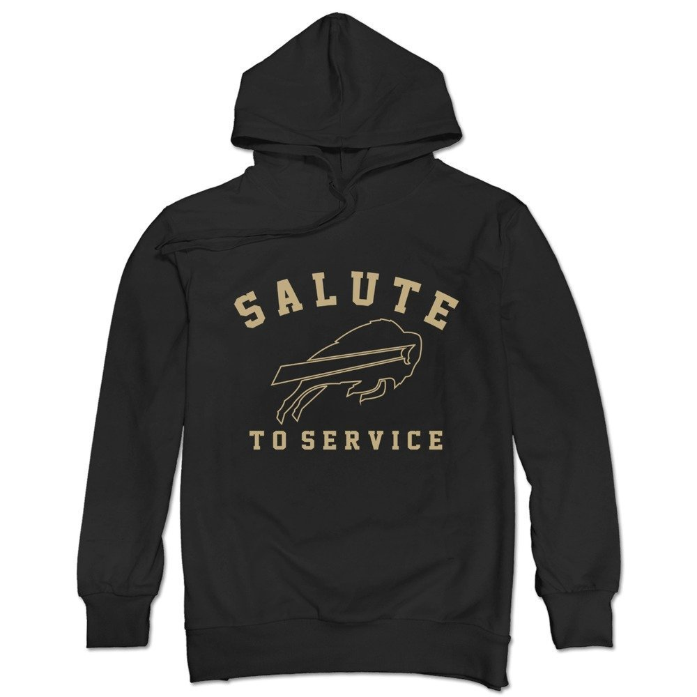 separation shoes 58b1f 42ddc Men's Buffalo Bills Salute To Service Sweatshirts Store ...