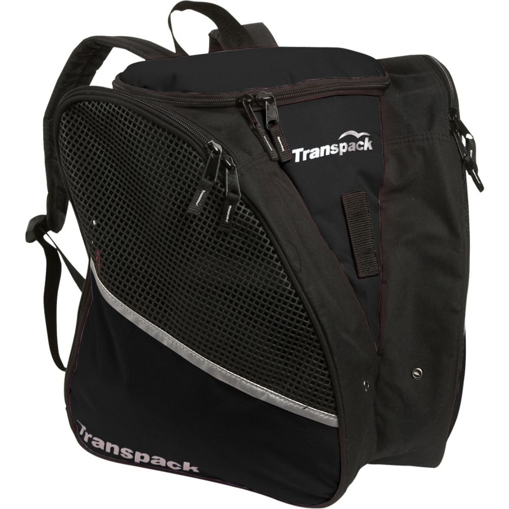 Transpack Ice Black