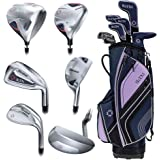 Amazon.com : Cleveland Golf Womens Launcher CBX Iron Set ...