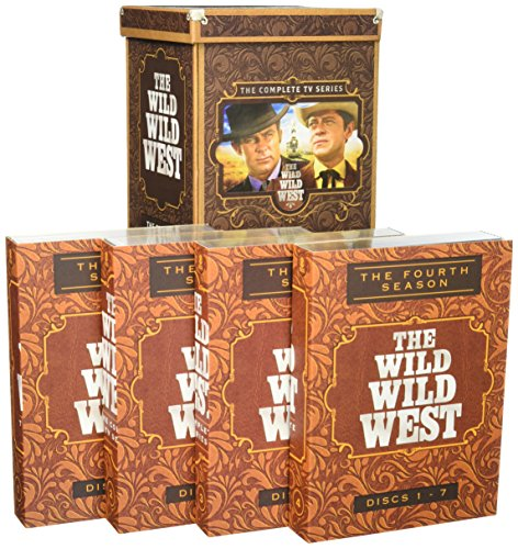 Wild Wild West - Complete Series by Imports