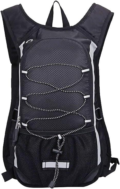kolpop Mochila Hidratacion Ciclismo MTB, 10L Backpack con Capa ...