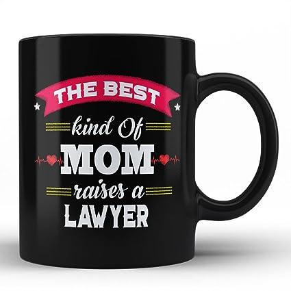 Amazon com: Best Moms Raise Lawyers Unique Gift for Proud