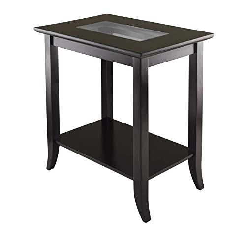 Winsome Genoa Occasional Table, Dark Espresso