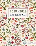 July 2018 - June 2019 Planner