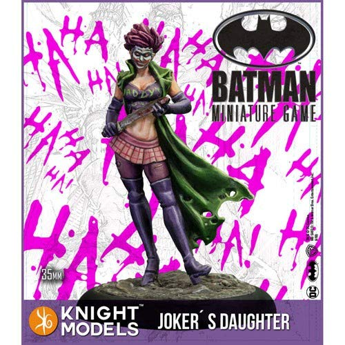 Knight Models Batman Miniatures Game: Joker's Daughter