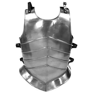 Armor Venue Gothic Medieval Breastplate Ridged