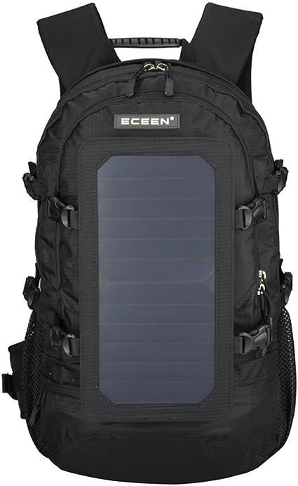 Batterie pour charger 7-Watt Panneau Solaire Randonnée Camping Énergie solaire Sac à dos