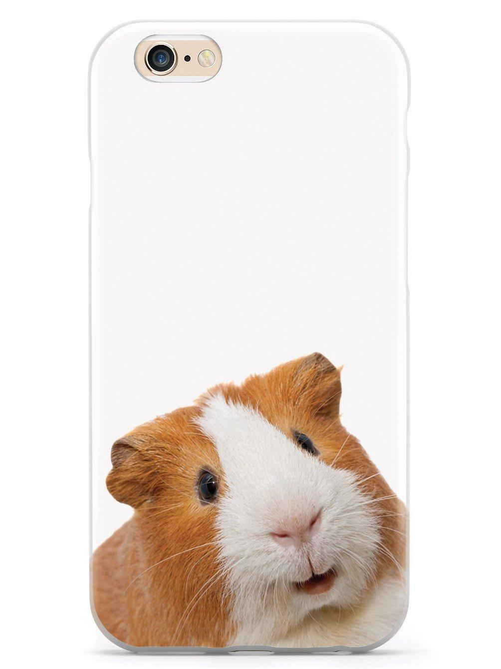 quality design ae6d4 c9842 Inspired Cases Adorable Peeking Guinea Pig Case for iPhone 6 Plus ...
