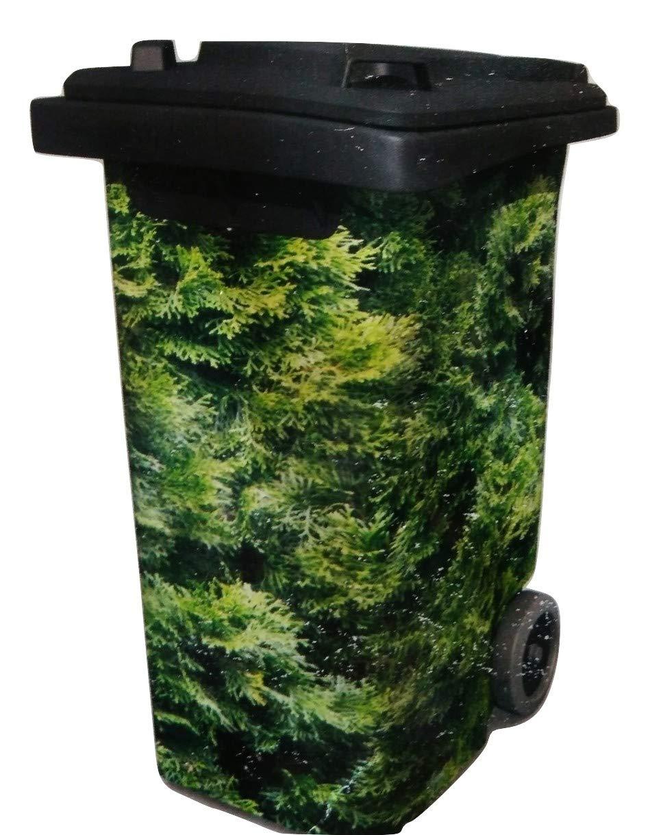 Tonc Tonne Cover Bidone della spazzatura Carenatura per 120L Bidoni della spazzatura Bidone della spazzatura TONC- Das Tonnencover
