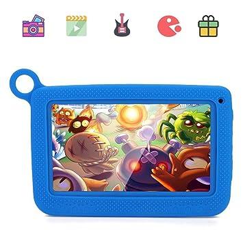 Tableta para niños con pantalla táctil de 7 pulgadas, 1024 ...