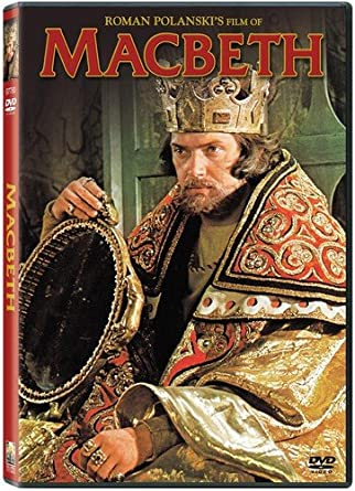 Amazon com: Macbeth: Jon Finch, Francesca Annis, Martin Shaw