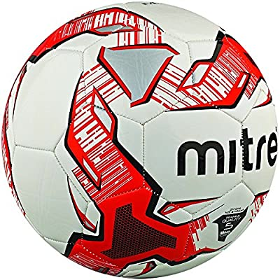 Mitre Trainingsfußball Impel - Balón de fútbol, Color Blanco (weiß ...