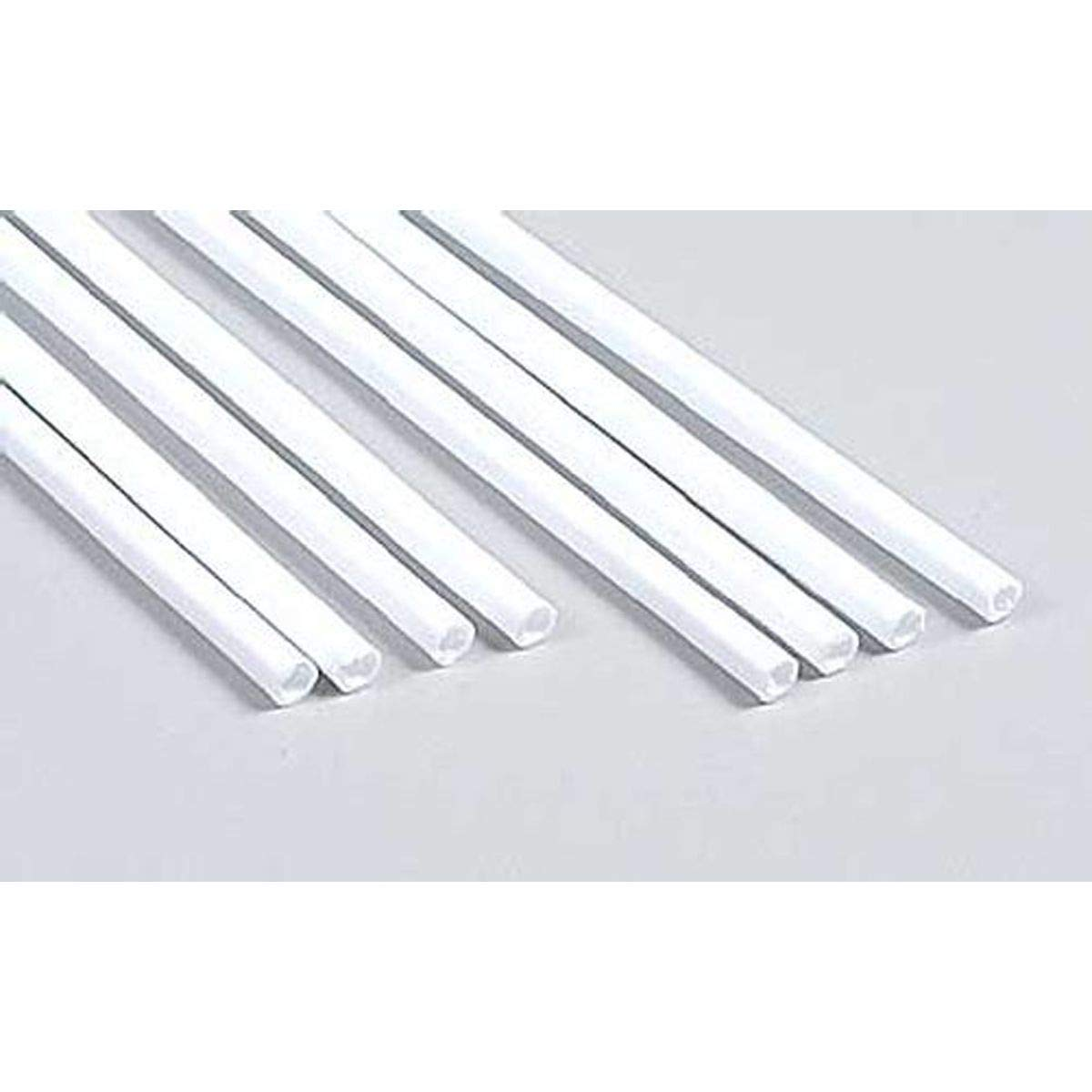 Plastruct TBFS-6 Round Tubing,3//16 8 PLS90605
