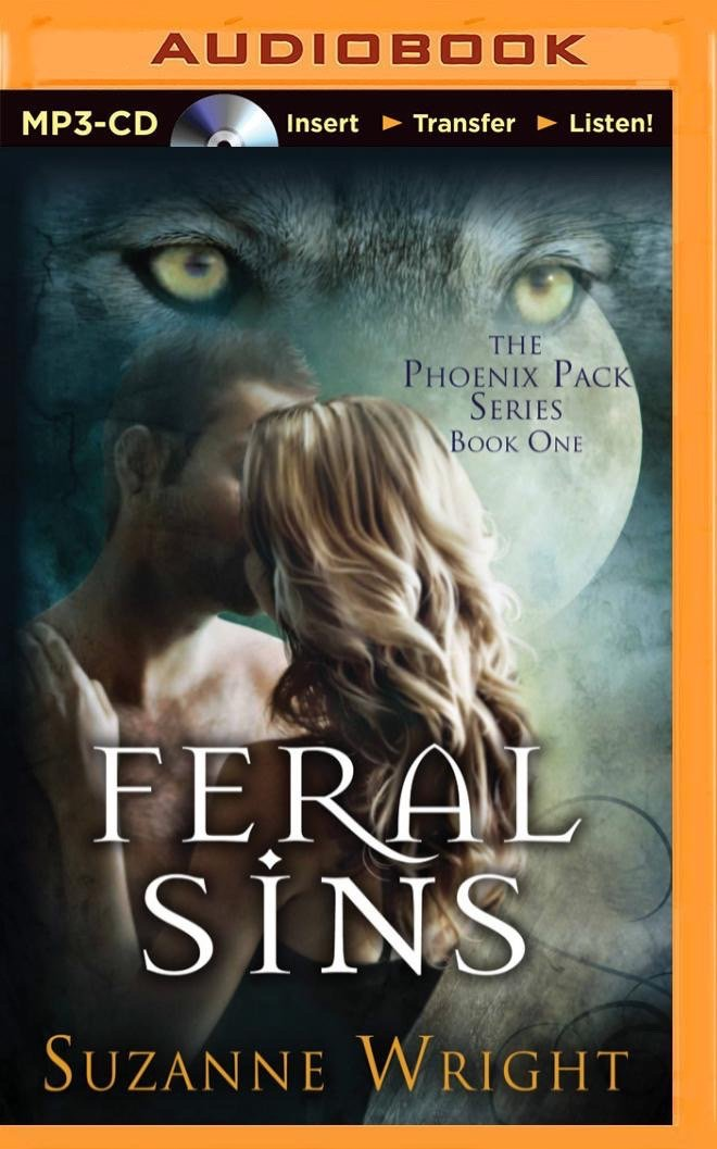 Feral Sins (The Phoenix Pack Series): Amazon.es: Wright, Suzanne ...