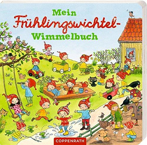 Mein Frühlingswichtel-Wimmelbuch Pappbilderbuch – 18. Januar 2016 Outi Kaden Coppenrath 3649668300 Ab 24 Monaten