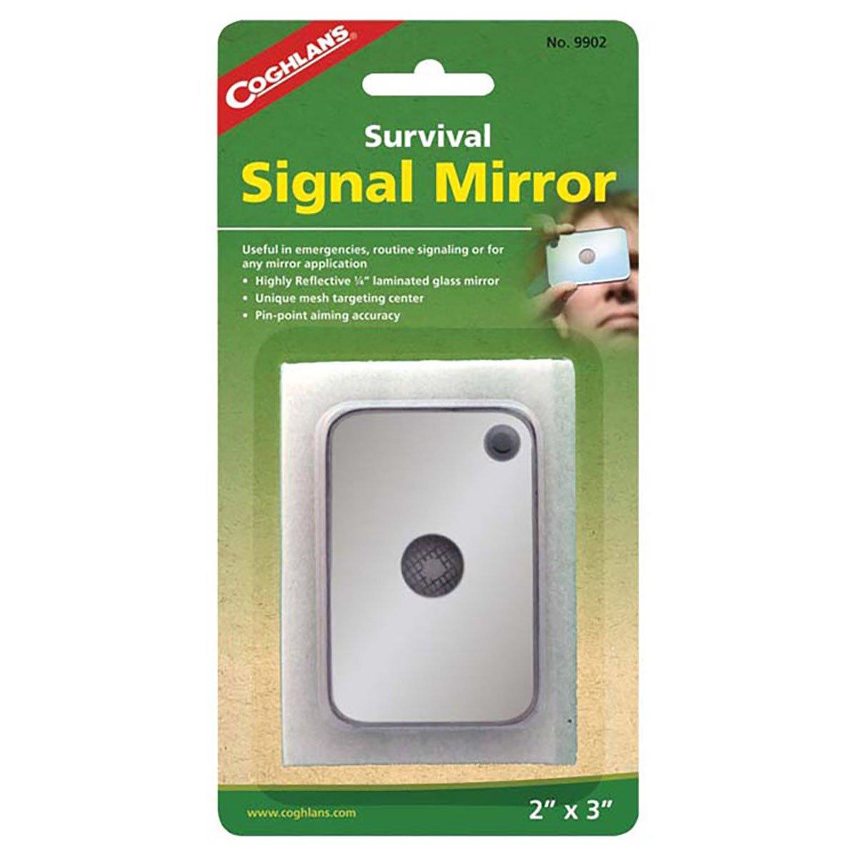 Coghlans Survival Signal Mirror