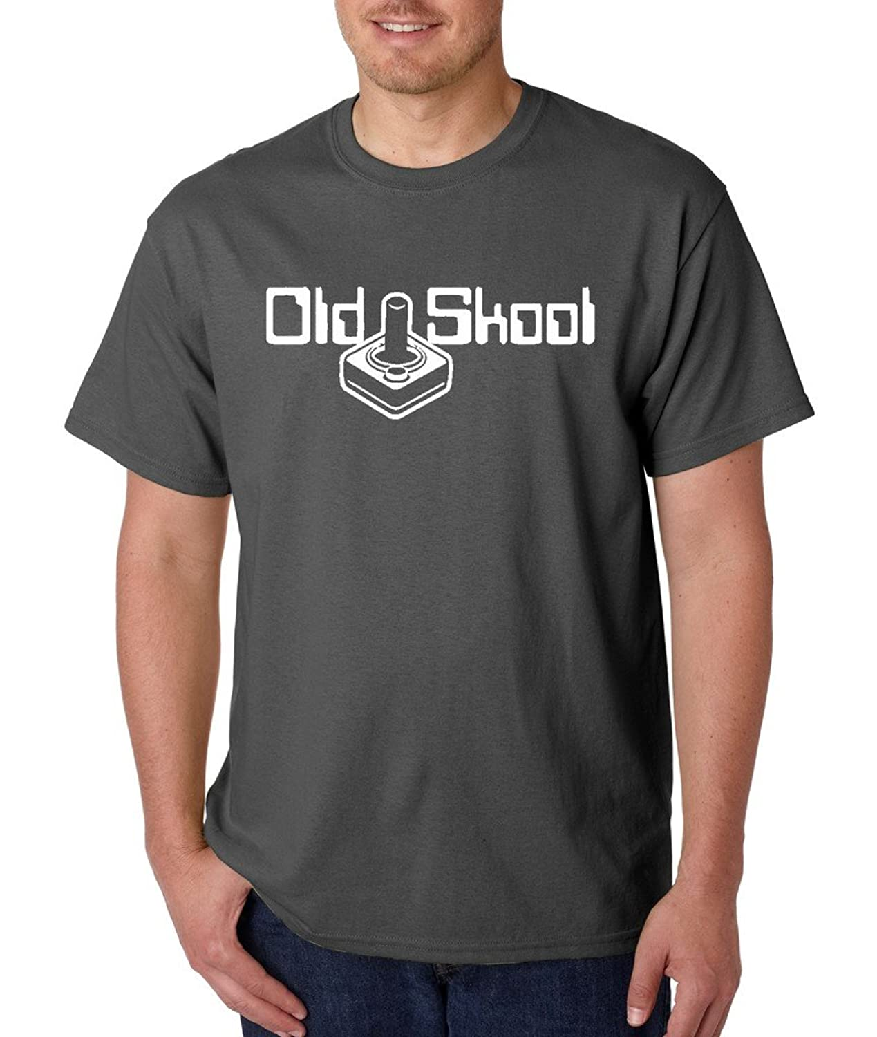 Old Skool Funny Gamer Retro T-shirt Vintage Gamer Shirts