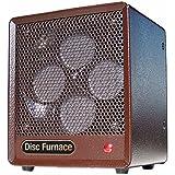 Comfort Glow Ceramic Disc Heater, 5,200 BTU -BDISC6