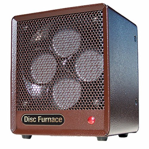 Comfort Glow Ceramic Disc Heater, 5,200 BTU -BDISC6 5 BTU Ceramic Ceramic Heaters Comfort Glow Heater World Marketing of America