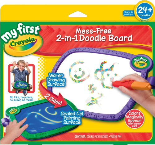 Crayola My First Doodle Board