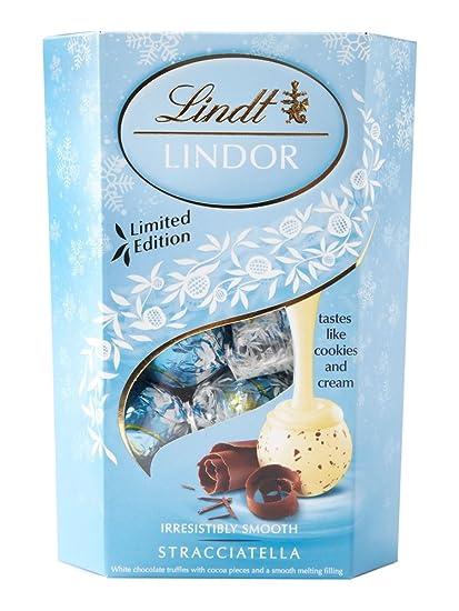 Lindt - Lindor Limited Edition - Stracciatella - 200g