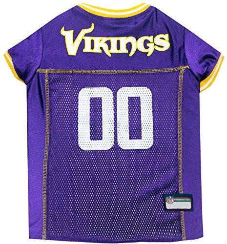 Pets NFL Minnesota Vikings Jersey, X-Large