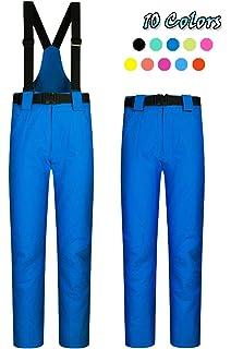 24866c1541 ELETOP Women s Snow Pants Outdoor Waterproof Windproof Ski Pants Warm  Insulated Snowboard Pants 10 Colors