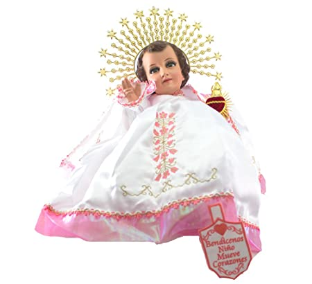Mueve corazones. Bebé Jesús disfraz. Traje para niño dios ...