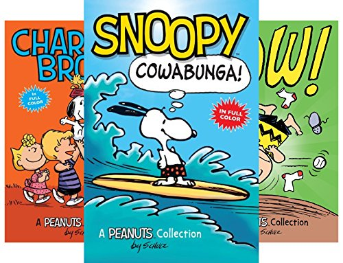 Peanuts Kids (9 Book Series) by  (Image #1)