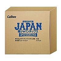 2019 侍JAPANチップス スペシャルボックス