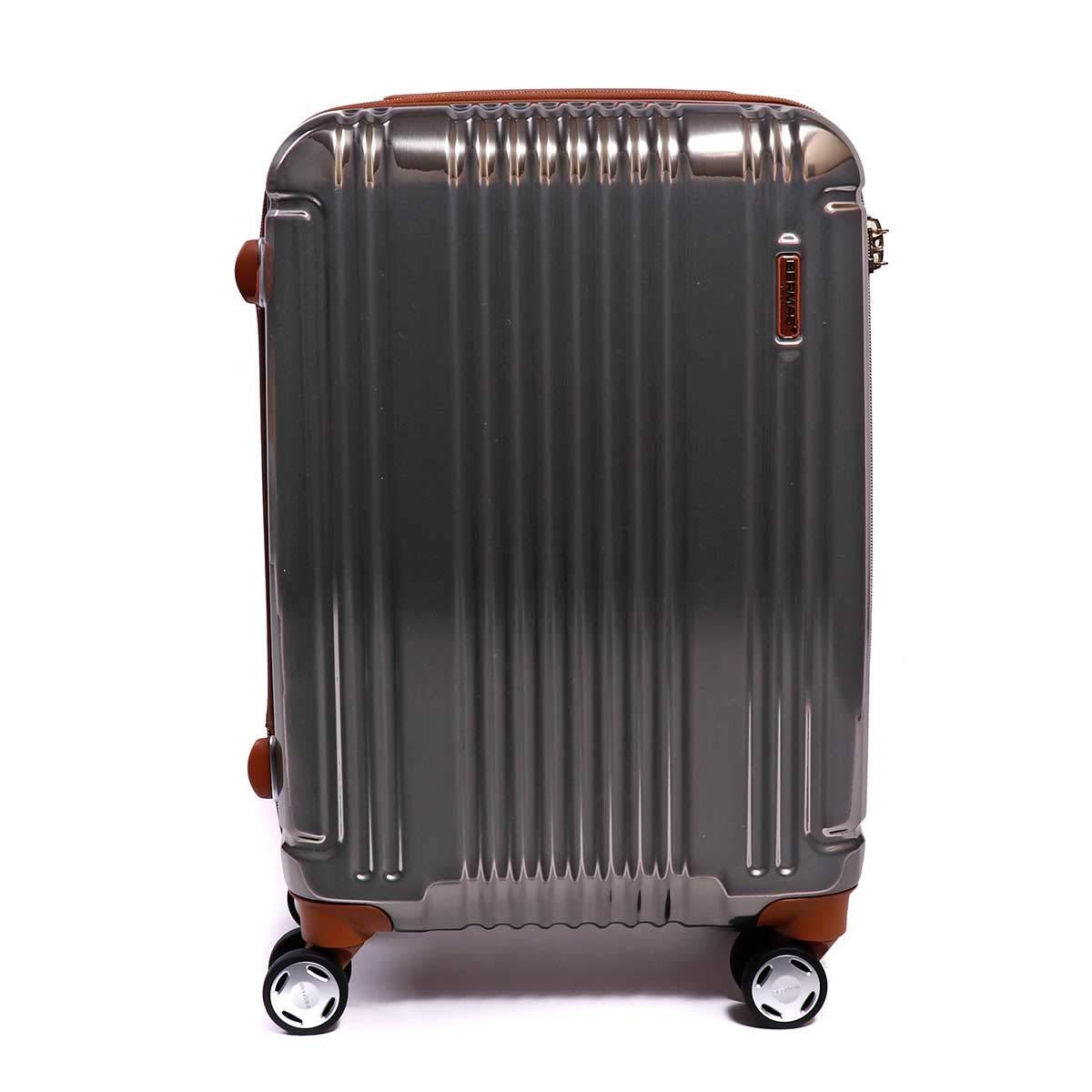 [バーマス]BERMAS プレステージ3 PRESTIGE 3 100周年記念モデル スーツケース 37L 60274 B07G3SDSS1 キャメル(45)