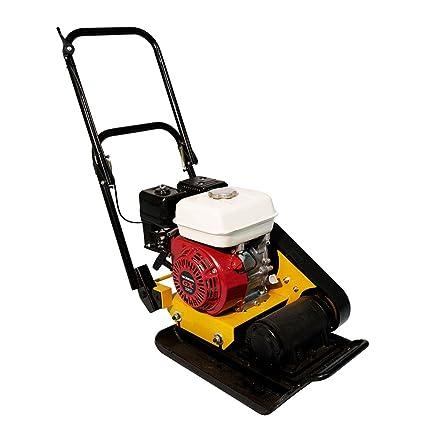 Amazon com: Vibratory Plate Compactor 140 Lbs Honda Engine 5 5 HP