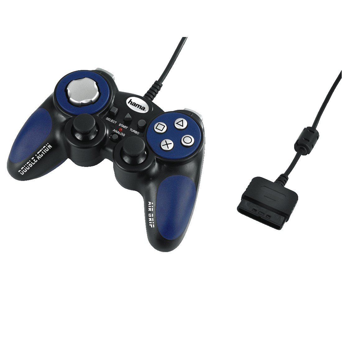 HAMA PC-GAMEPAD DOUBLE ACTION AIRGRIP DRIVERS WINDOWS XP