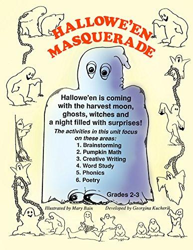 Hallowe'en Masquerade -