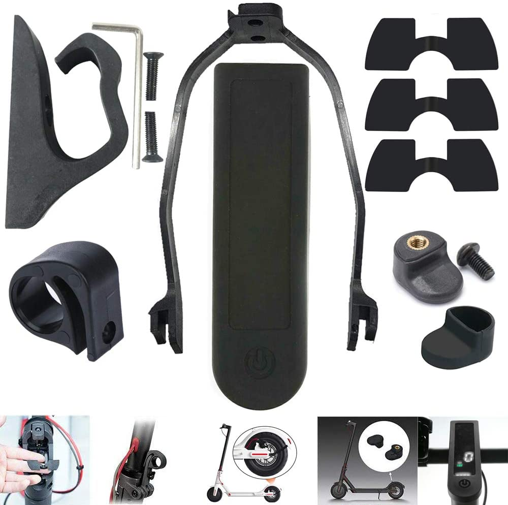 12Pcs//Set for Xiaomi M365 Pro Accessories for Electric Scooter Accessories G9X5