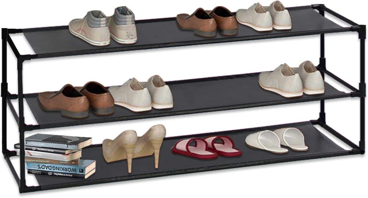 3 tier shoe racks