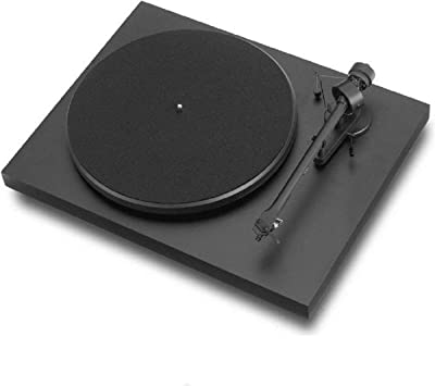 Pro-Ject - Debut III Turntable (Matte Black)